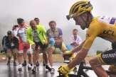 Depuis qu'il a revêtu le maillot jaune, Julian Alaphilippe s'est révélé à lui-même