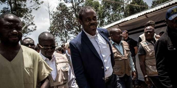 L'ex-ministre de la santé congolais, Oly Ilunga, qui a démissionné le 22 juillet 2019.