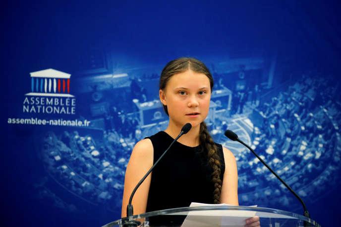 Plusieurs députés LR et RN ont exprimé ces derniers jours leur opposition à la venue de la jeune fille à l'Assemblée nationale.