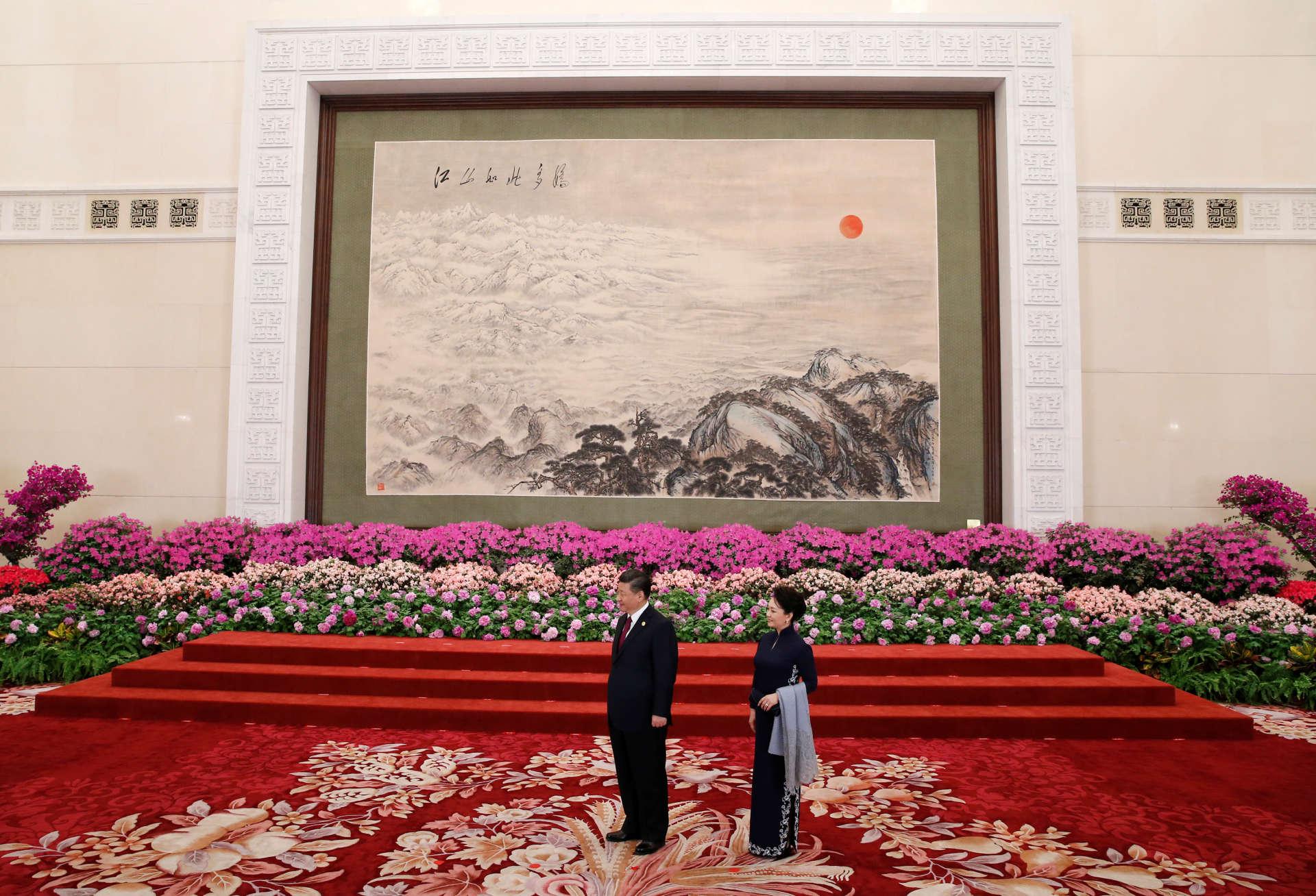 très parfaite rencontre avec la Chine