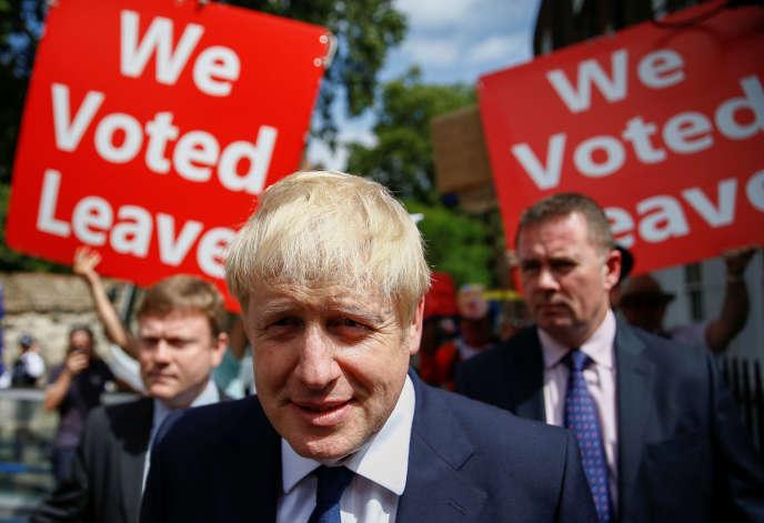 Tony Blair estime que pour sortir du «cauchemar» du Brexit, Boris Johnson n'a qu'une solution, un second référendum