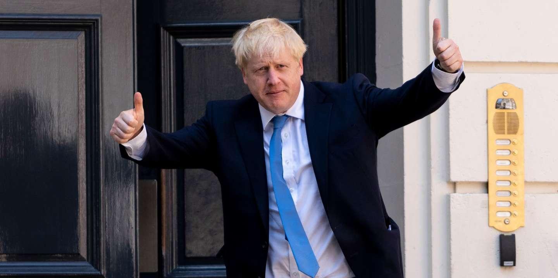 Boris Johnson va devenir le prochain premier ministre du Royaume-Uni - Le Monde