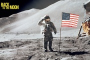 « Back to the Moon » , documentaire français de Charles-Antoine de Rouvre.