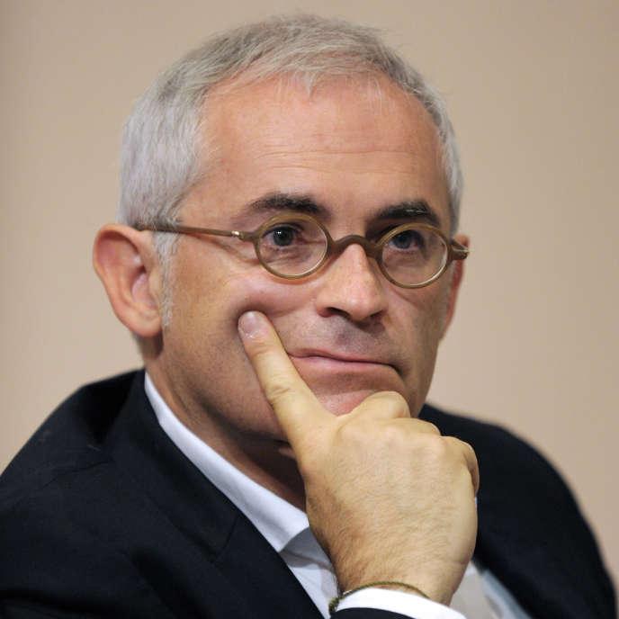 Jean-Francois Rial aux Assises du tourisme, à Paris, le 19 juin 2014.