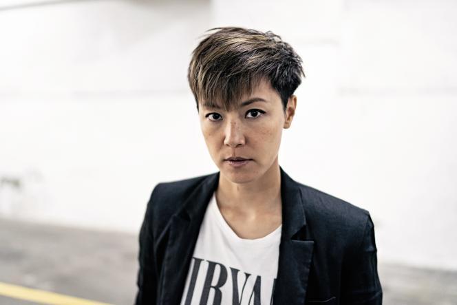 Denise Ho, à Hongkong, le 16 juillet.