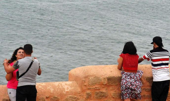 A Rabat en juillet 2012.