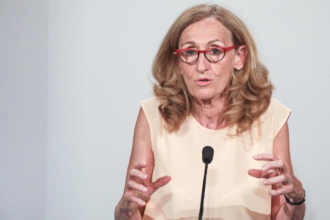 La ministre de la justice, Nicole Belloubet, a proposé le nom de Jean-François Bohnert auConseil supérieur de la magistrature, qui doit encore rendre un avis non contraignant.