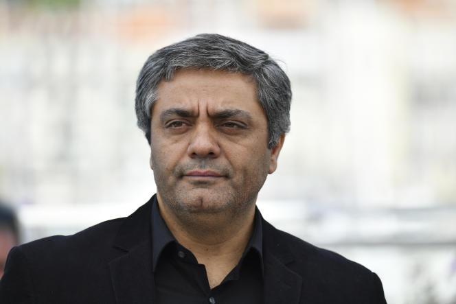 Le réalisateur Mohammad Rasoulof en 2017, à Cannes.
