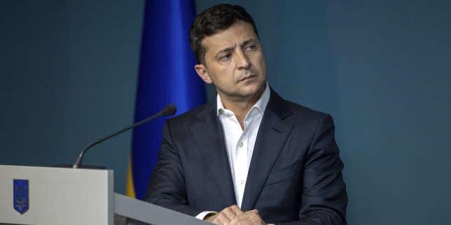 Ukraine: «Le président Zelensky face à la continuité comportementale de l'élite»