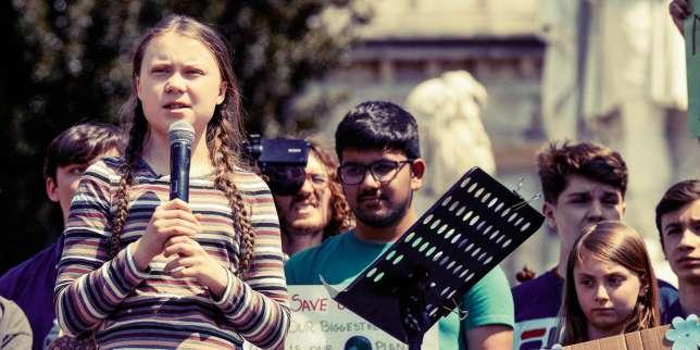 Le grand défilé de Greta Thunberg