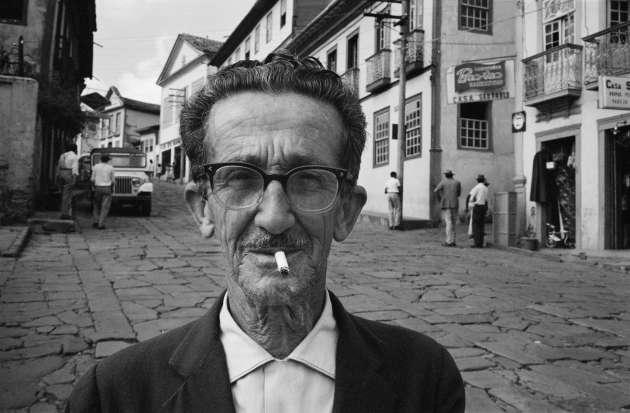 En 1964, la photographe asuivi pendantdeux semaines la vie quotidienne dans le village deDiamantina (Minas Gerais).