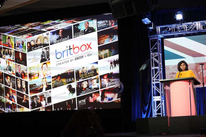 Pour 5,99 livres par mois, BritBox, disponible à partir du quatrième trimestre, proposera le catalogue des émissions et des téléfilms de la BBC et d'ITV.