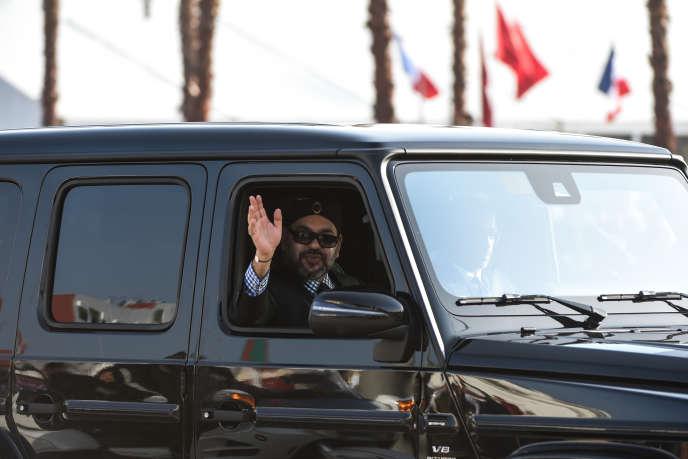 Le roi du Maroc, Mohammed VI, à Rabat, le 15 novembre 2018.