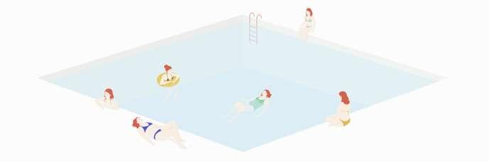 Seules les piscines ou baignades ouvertes au public sont constamment surveillées par un maître-nageur, les piscines d'hôtel, de camping, de gîte rural, dont l'accès est réservé à la clientèle n'ont pas cette obligation légale.