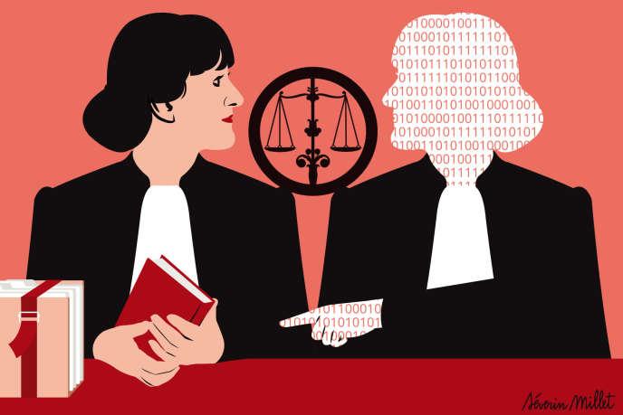 L'intelligence artificielle, nouvel outil pour faciliter le travail des avocats