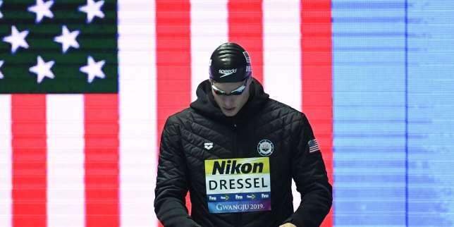 Mondiaux de natation: Caeleb Dressel établit un nouveau record du monde sur 100m papillon