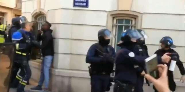 «Gilets jaunes»: une information judiciaire ouverte pour violences policières à Toulon