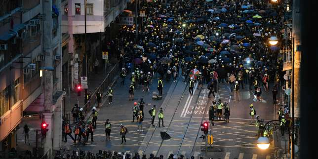 Crise à Hongkong: «Je ne suis pas sûr que Pékin sache quoi faire»