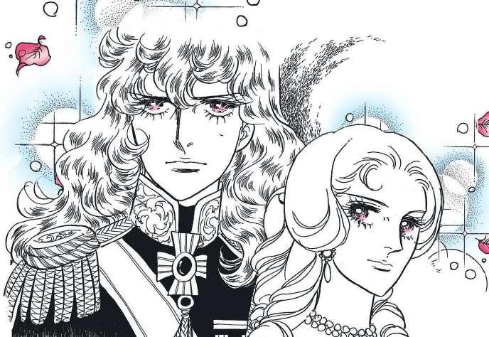 Le tomeIVde«La Rose de Versailles» rassemble de courts récits sur des personnages de l'histoire originale.