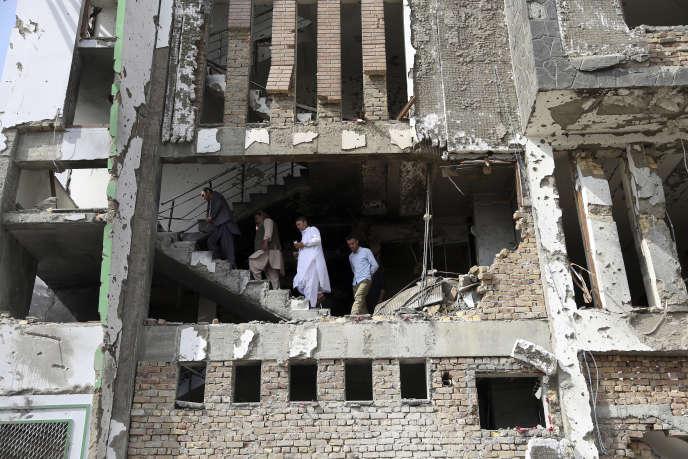 Le nombre de victimes du conflit afghan a fortement augmenté en juillet, selon la Manua.