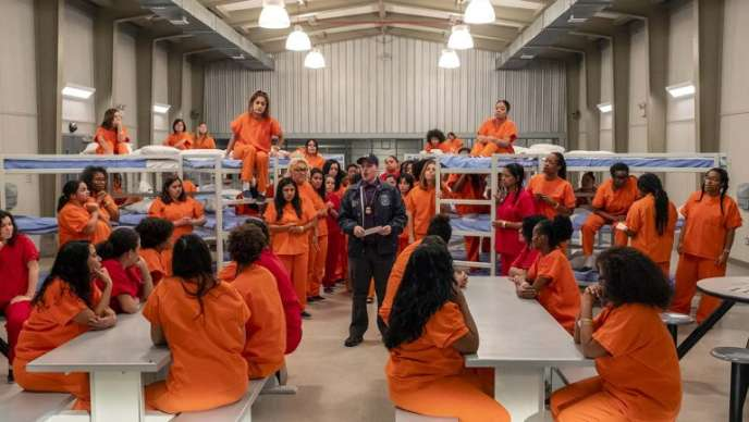 «Orange Is the New Black» saison 7.