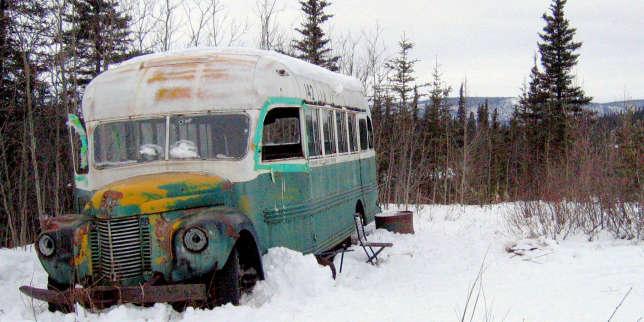 Alaska: une jeune femme meurt en essayant de rejoindre le bus d'«Into the Wild»