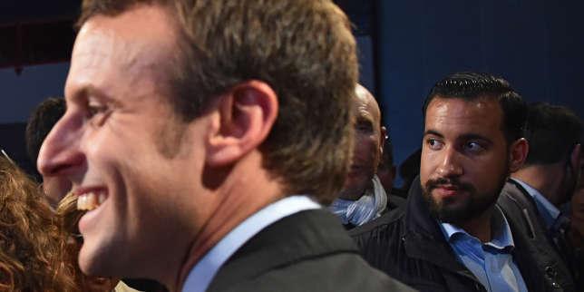 Benalla, une zone d'ombre dans les comptes de campagne de Macron