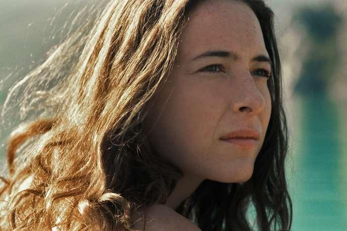 La comédienne Salomé Richard dans«Rêves de jeunesse».