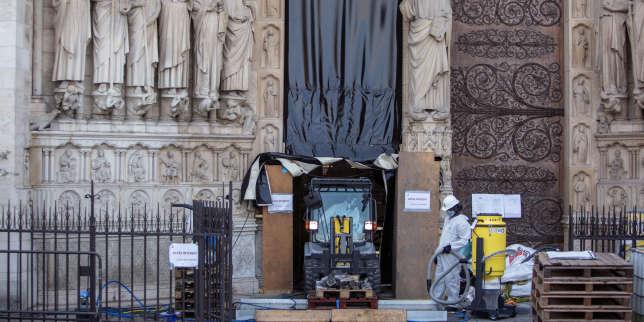 Planète : Toute l'actualité sur Le Monde.fr.Pollution au plomb autour de Notre-Dame: plainte contre X pour «mise en danger d'autrui»
