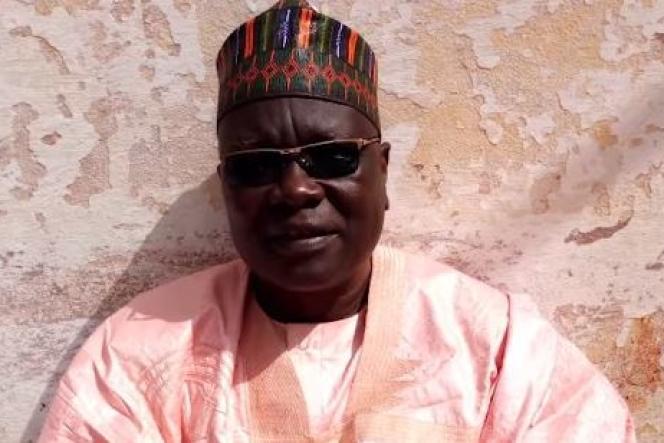 Le Camerounais Amadou Vamoulké (image tirée d'une vidéo de Reporters sans frontières).