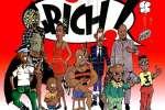 Les personnages inventés par les dessinateurs de Gbich!