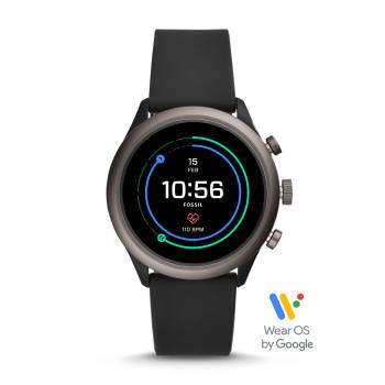 Une montre Android légère et performante La sport de Fossil (43mm)