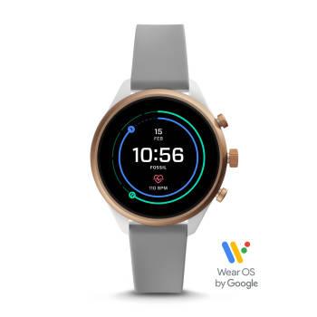 Une montre Android légère et performante La sport de Fossil (41mm)