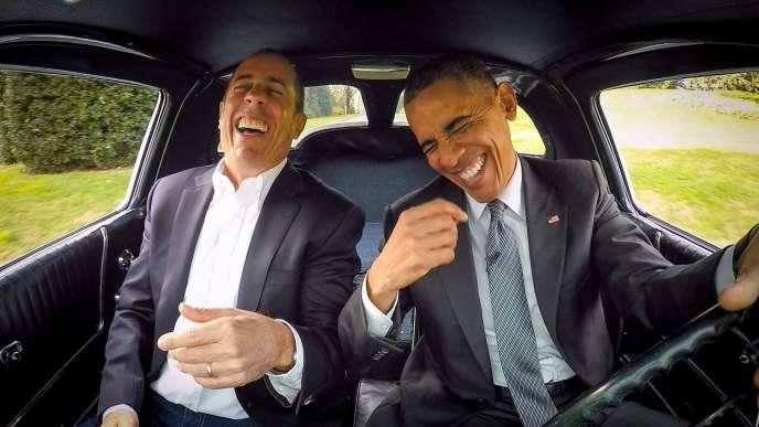Barack Obama avait accepté l'invitation de Jerry Seinfield alors qu'il était encore président.