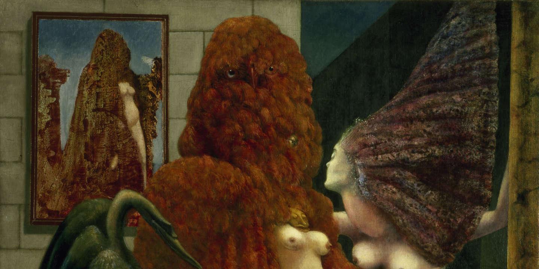 Tableau Pour Mettre Dans Les Toilettes peinture : l'inquiétante étrangeté de « la toilette de la