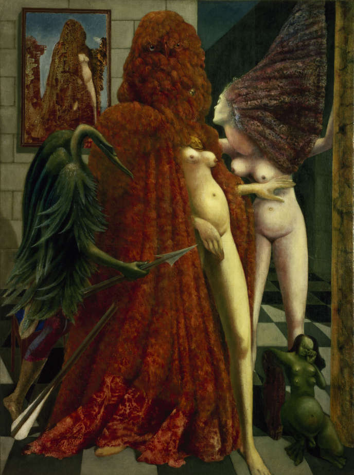 "Painting: the disturbing strangeness of Max Ernst's ""The Toilet of the Bride"""