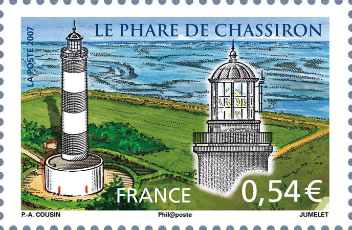 The stamps of summer: the famous lighthouses of our coast