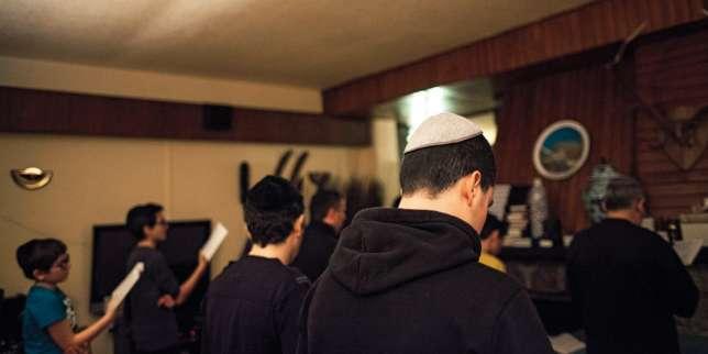Les Alpes, refuge estival des juifs orthodoxes