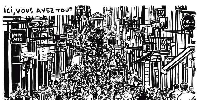 «Gilets jaunes»: Bordeaux la bourgeoise paie ses fractures