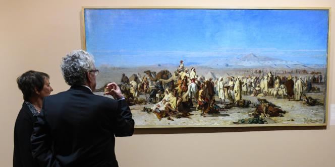 L'exposition « L'Algérie de Gustave Guillaumet» au musée de la Piscine, à Roubaix, a eu lieu du 9 mars au 2 juin 2019. Le peintre a saisi la période la colonisation française de l'Algérie au XIXe siècle.