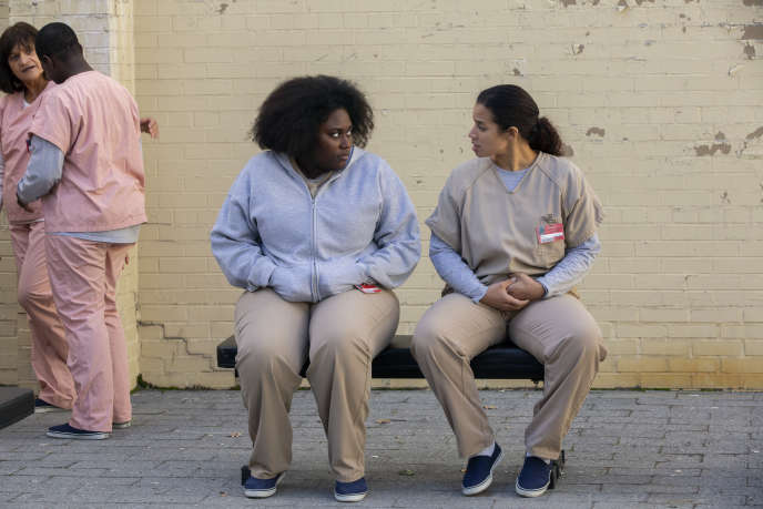 Danielle Brooks et Dascha Polanco dans « Orange Is the New Black ».
