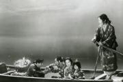 Une image extraite du film de Kenzi Mizoguchi, «Les Contes de la lune vague après la pluie»(1953).