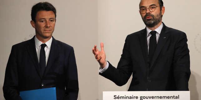 A Paris, Edouard Philippe tente de calmer le jeu avant les municipales