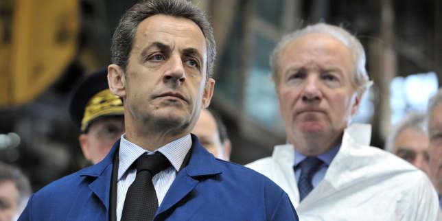 Financement libyen de la campagne de Sarkozy: Hortefeux échappe à une mise en examen