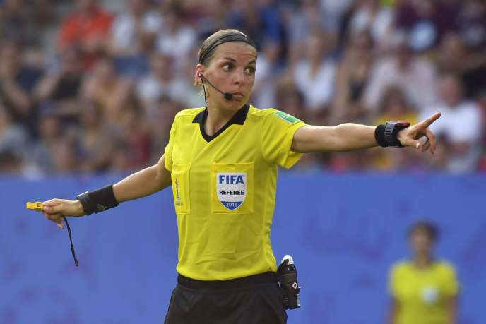 Football: French Stephanie Frappart to referee European Supercup (men's)