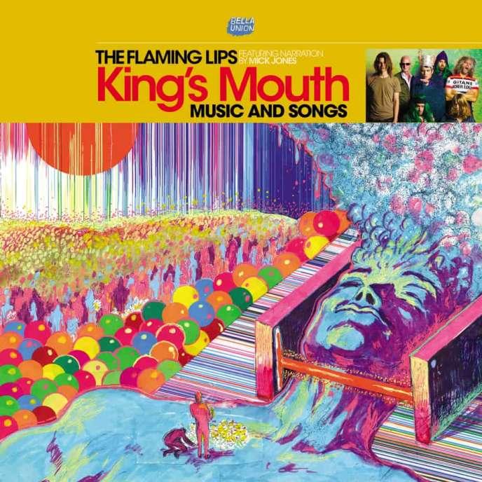 Pochette de l'album« King's Mouth: Music and songs», de The Flaming Lips.
