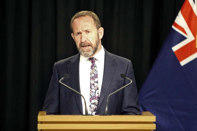 Après des mois de tractations au sein de la coalition au pouvoir, leministre de la justice néo-zélandais, Andrew Little, a présenté, lundi 5 août, le projet de loi sur l'avortement.