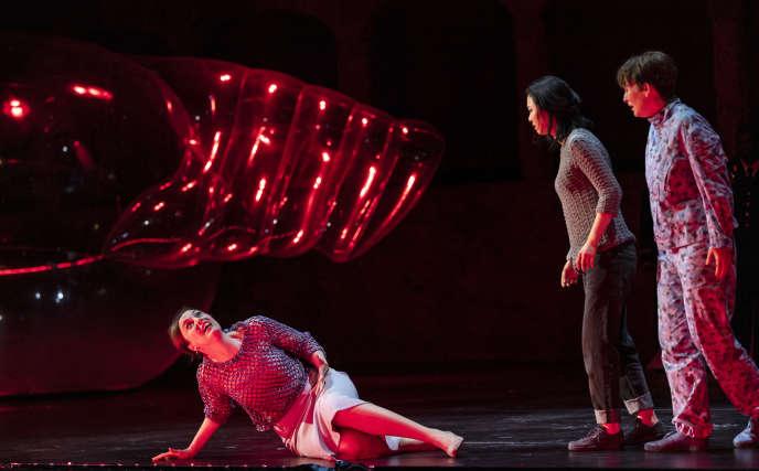 «Idomeneo», de Mozart, mis en scène par Peter Sellars