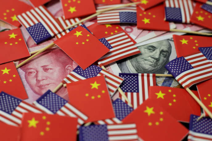 The currency war, China's response to Trump