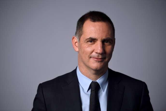 Gilles Simeoni, président du conseil exécutif de Corse, le 24 janvier 2018.